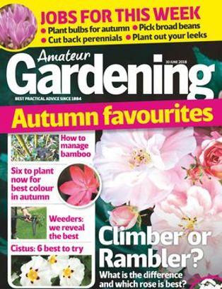 Amateur Gardening - 30 June 2018