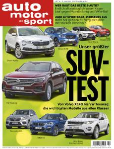 Auto Motor und Sport Nr.14 - 21 Juni 2018