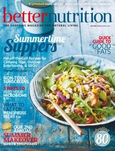 Better Nutrition – July 01, 2018