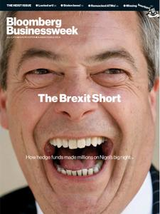 Bloomberg Businessweek Europe - July 02, 2018