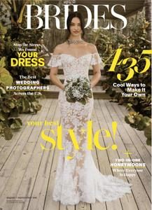 Brides USA – August/September 2018
