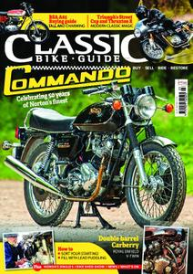 Classic Bike Guide – July 2018
