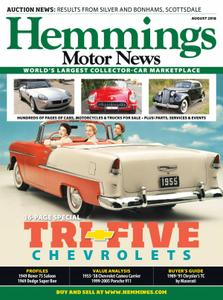 Hemmings Motor News - August 2018