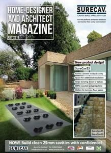 Home-Designer & Architect – July 2018