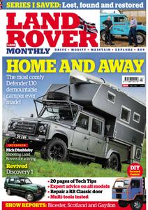 Land Rover Monthly - August 2018