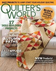 Quilter's World – Autumn 2018