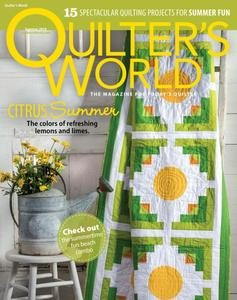 Quilter's World – Summer 2018
