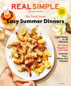 Real Simple - July 2018