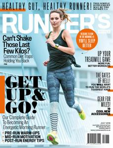 Runner's World South Africa - July 2018