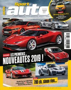 Sport Auto France - juillet 2018
