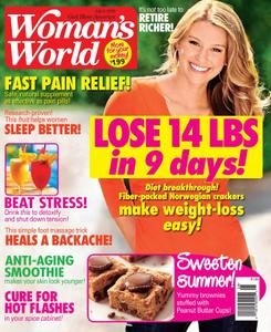 Woman's World USA – July 09, 2018