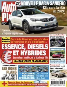 Auto Plus France - 13 juillet 2018
