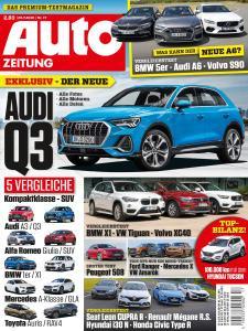 Auto Zeitung - 25 Juli 2018