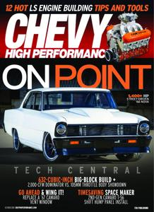 Chevy High Performance - October 2018
