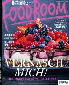 FoodBoom - Juli-August 2018