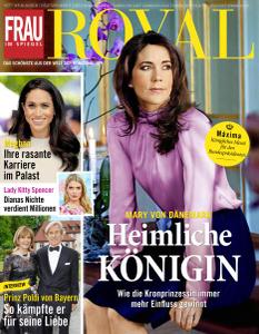 Frau im Spiegel Royal - August-September 2018