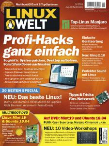 LinuxWelt - August-September 2018