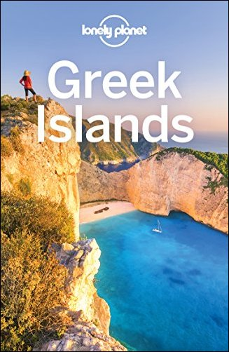 Lonely Planet Greek Islands, 10th Edition