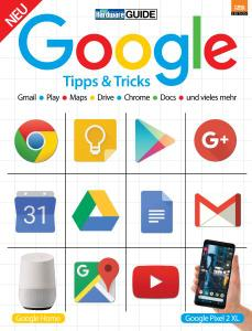 PC Games Hardware Guide - Google Tipps & Tricks - Nr.18 2018