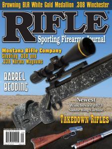 Rifle Magazine - September-October 2018