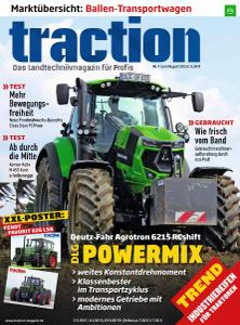 Traction Germany - Juli-August 2018