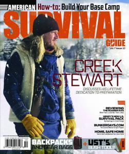 American Survival Guide – October 2018