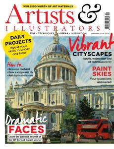 Artists & Illustrators – September 2018