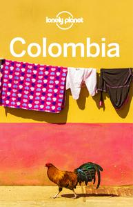 Lonely Planet Colombia (Travel Guide), 8th Edition