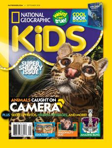 National Geographic Kids USA - September 2018