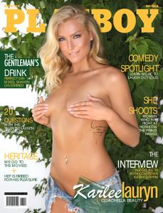 Playboy Australia - August 2018