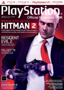 Playstation Official Magazine UK – September 2018