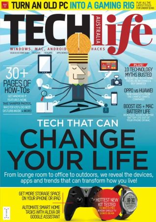 TechLife Australia - October 2018