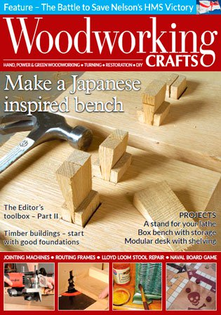 Woodworking Crafts – Issue 44, Autumn 2018