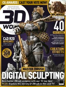 3D World UK - November 2018