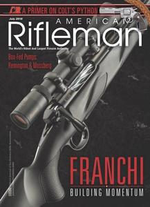 American Rifleman - July 2018