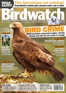 Birdwatch UK – October 2018