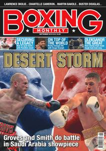 Boxing Monthly – September 2018