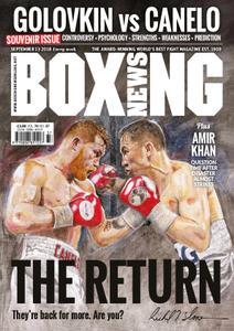 Boxing News – September 13, 2018