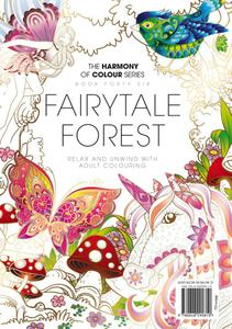 Colouring Book Fairytale Forest – August 2018