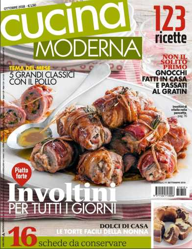 Cucina moderna ottobre 2018 free pdf magazine download - Cucina moderna magazine ...