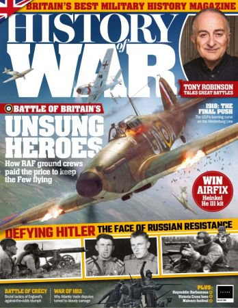 History of War - Issue 59, 2018