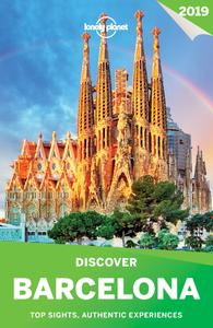 Lonely Planet Discover Barcelona 2019 (Travel Guide), 6th Edition