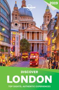 Lonely Planet Discover London 2019 (Travel Guide), 6th Edition