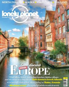 Lonely Planet India - September 2018