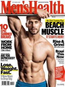 Men's Health South Africa - October 2018