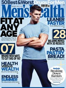 Men's Health UK - November 2018