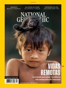 National Geographic en Español - octubre 2018