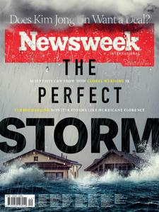 Newsweek International - 05 October 2018