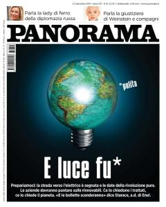 Panorama Italia - 27 Settembre 2018