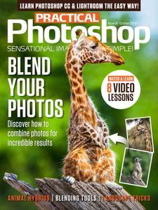 Practical Photoshop - October 2018